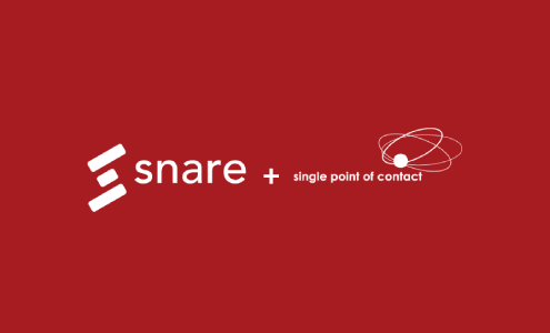 Snare_Single-Point-of-Contact_Partner-Announcement